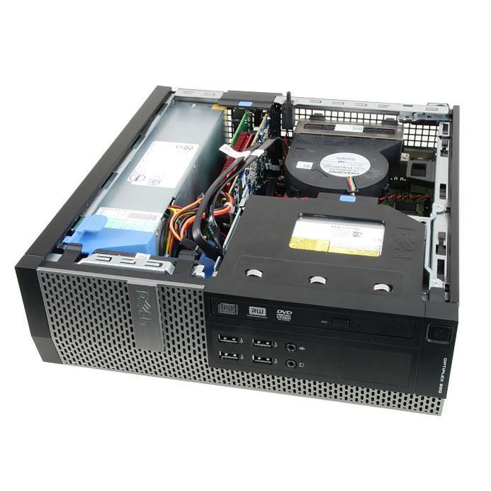 Dell Optiplex 7010 SFF Core i5 3,2 GHz - HDD 250 Go RAM 4 Go
