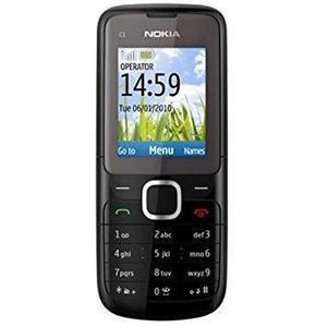 Nokia C1-01 - Noir- Débloqué