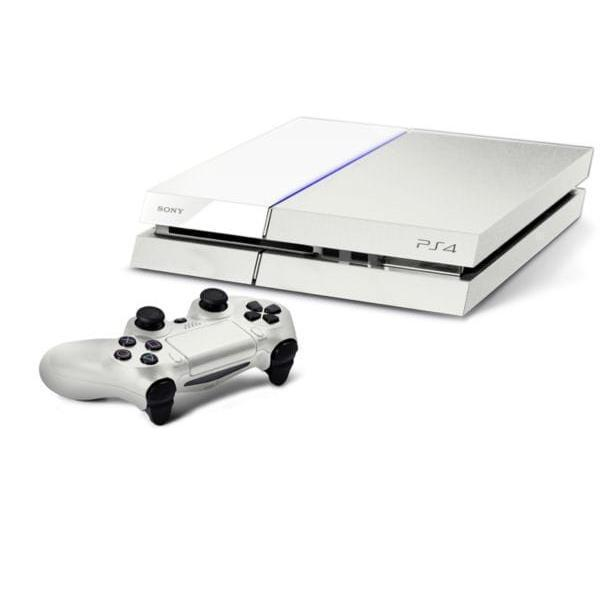 Console Sony PlayStation 4 500 Go + Manette - Blanche