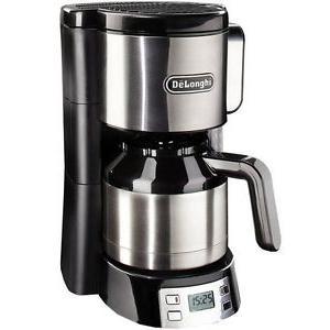 Cafetière filtre Delonghi Icm15750