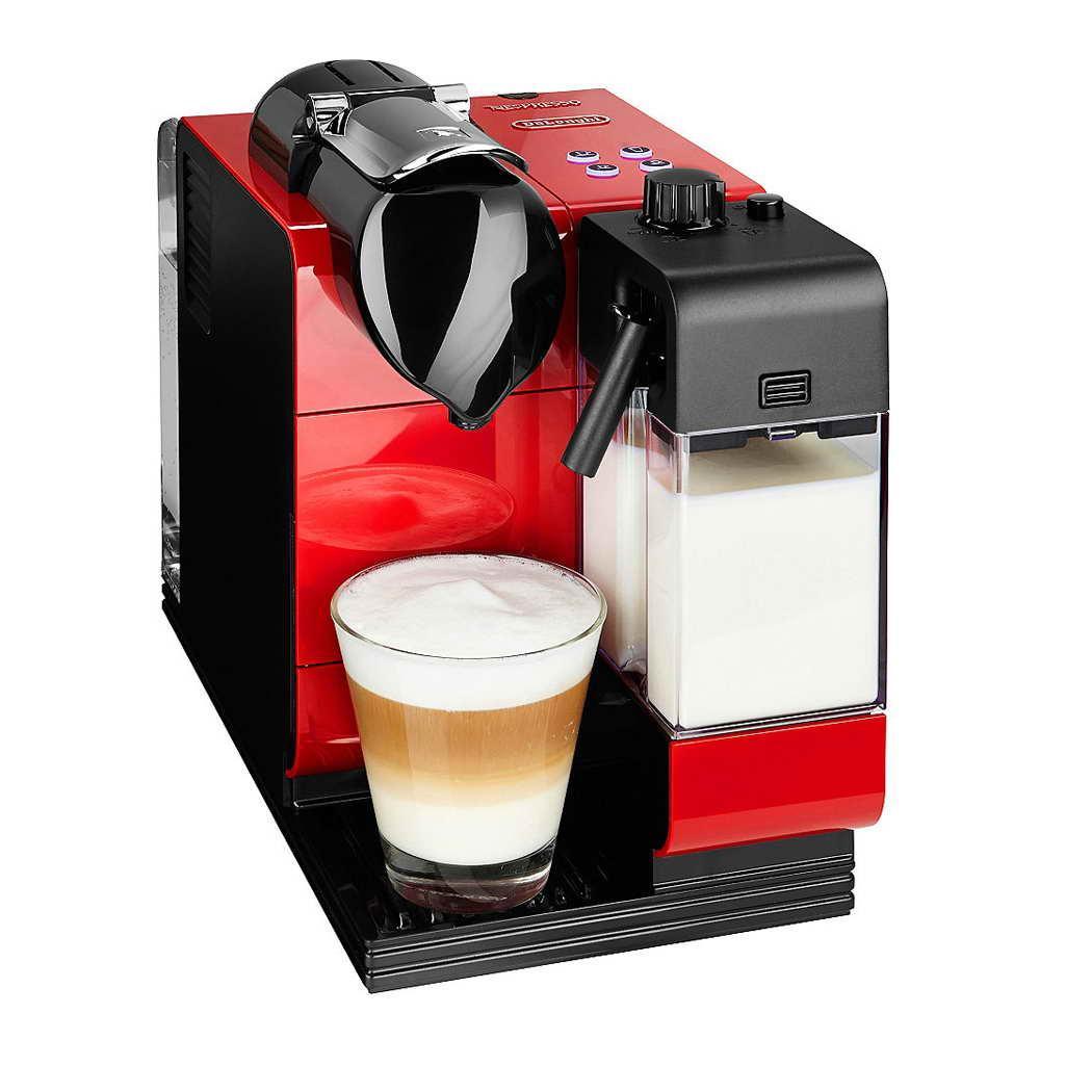 Cafétière à dosette Nespresso Delonghi EN520R