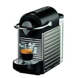 Espresso with capsules Nespresso compatible Krups XN3005 Pixie