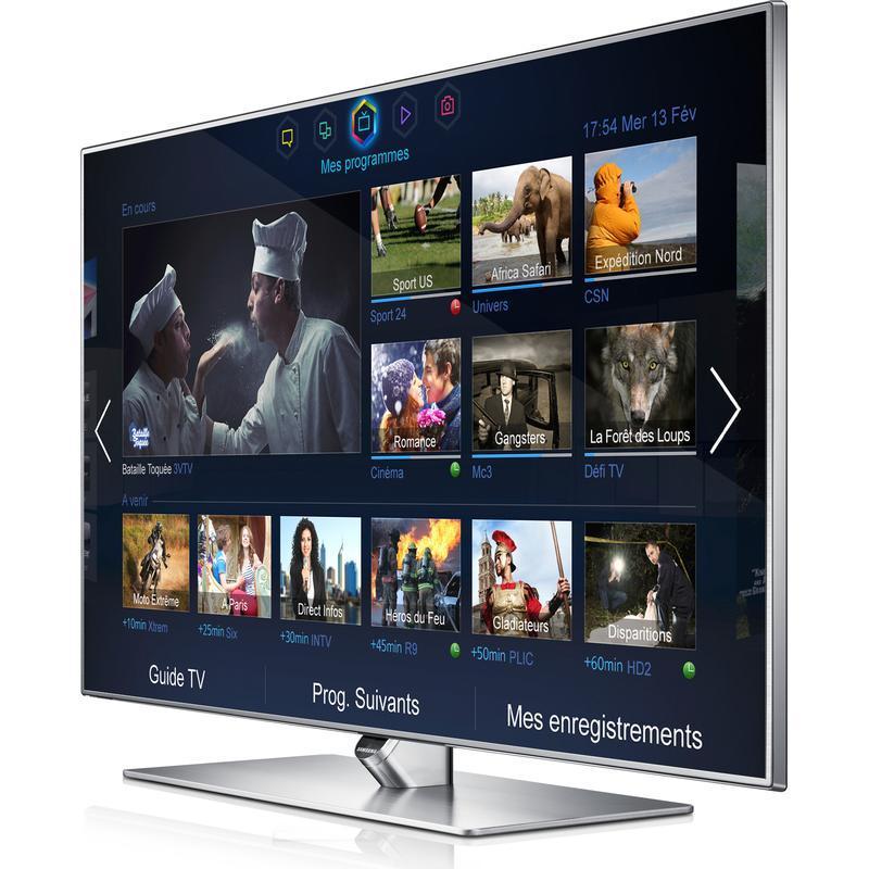TV SAMSUNG 3D UE46F7000SLXZF Smart TV 80