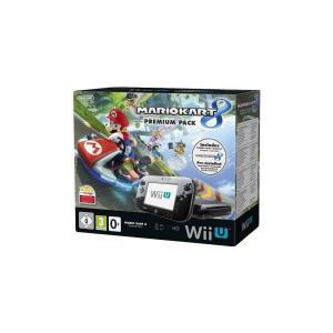 Nintendo Wii U 32 Go - Noir + Mario Kart 8 pré-installé