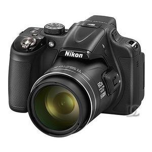 Compatta - Nikon Coolpix P600 - Nero