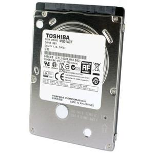 "Disque Dur interne 2.5"" 500Go - Toshiba MQ01ACF050-0C7F2G"