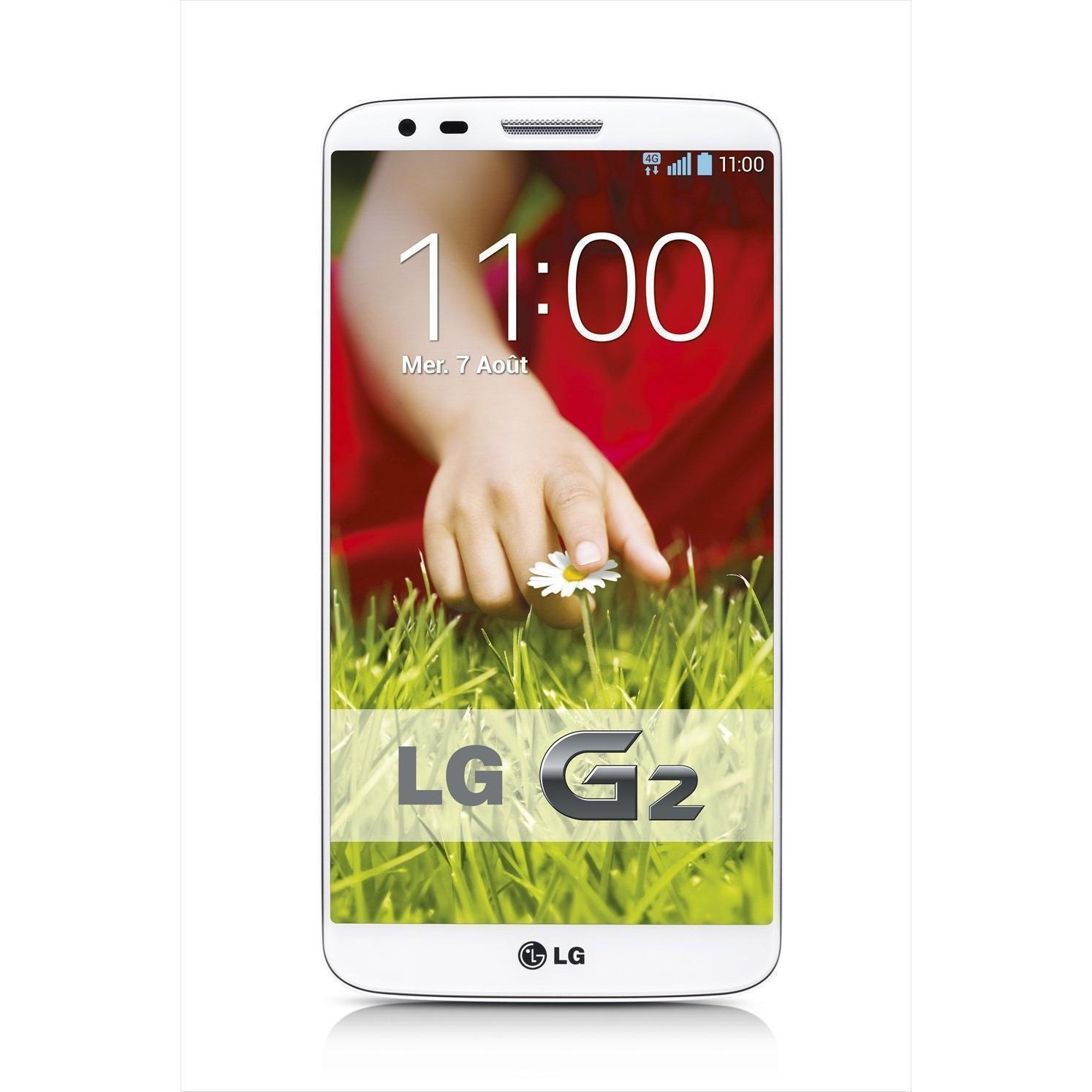 LG G2 32 Go - Blanc - Débloqué