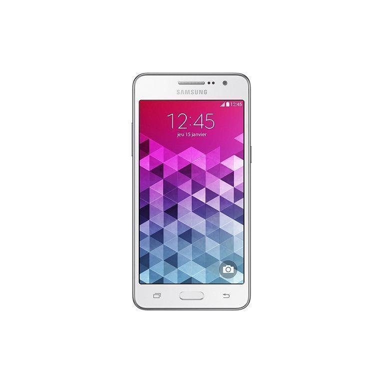 Galaxy Grand Prime 8 Go - Blanc - Débloqué