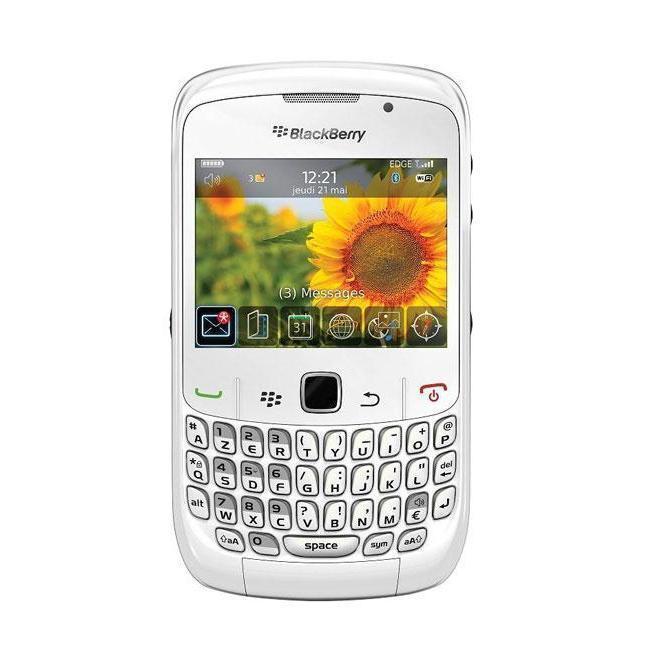 Blackberry Curve 8520 - Blanco - Libre