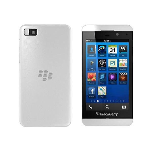 BlackBerry Z10 16 Go - Blanc - Débloqué