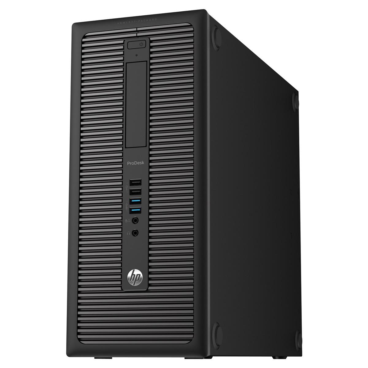 HP ProDesk 600 G1 Pentium 3 GHz - HDD 500 GB RAM 8 GB