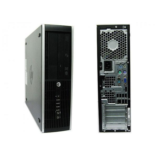 HP Compaq 6200 Pro SFF Pentium 2,6 GHz - HDD 1 TB RAM 8 GB