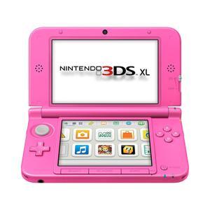 Console Nintendo 3DS XL 4 GB - Rosa