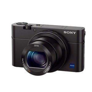 Kompakt - Sony DSC-RX100M3 - Schwarz