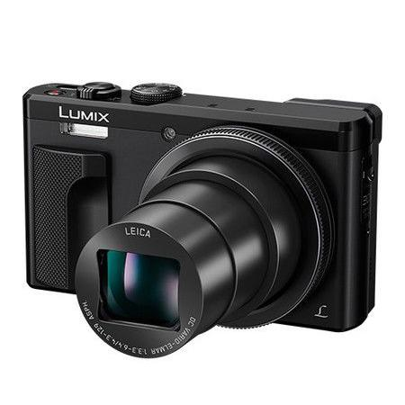 Panasonic Lumix DMC-TZ80 Compacto 18,1 - Preto