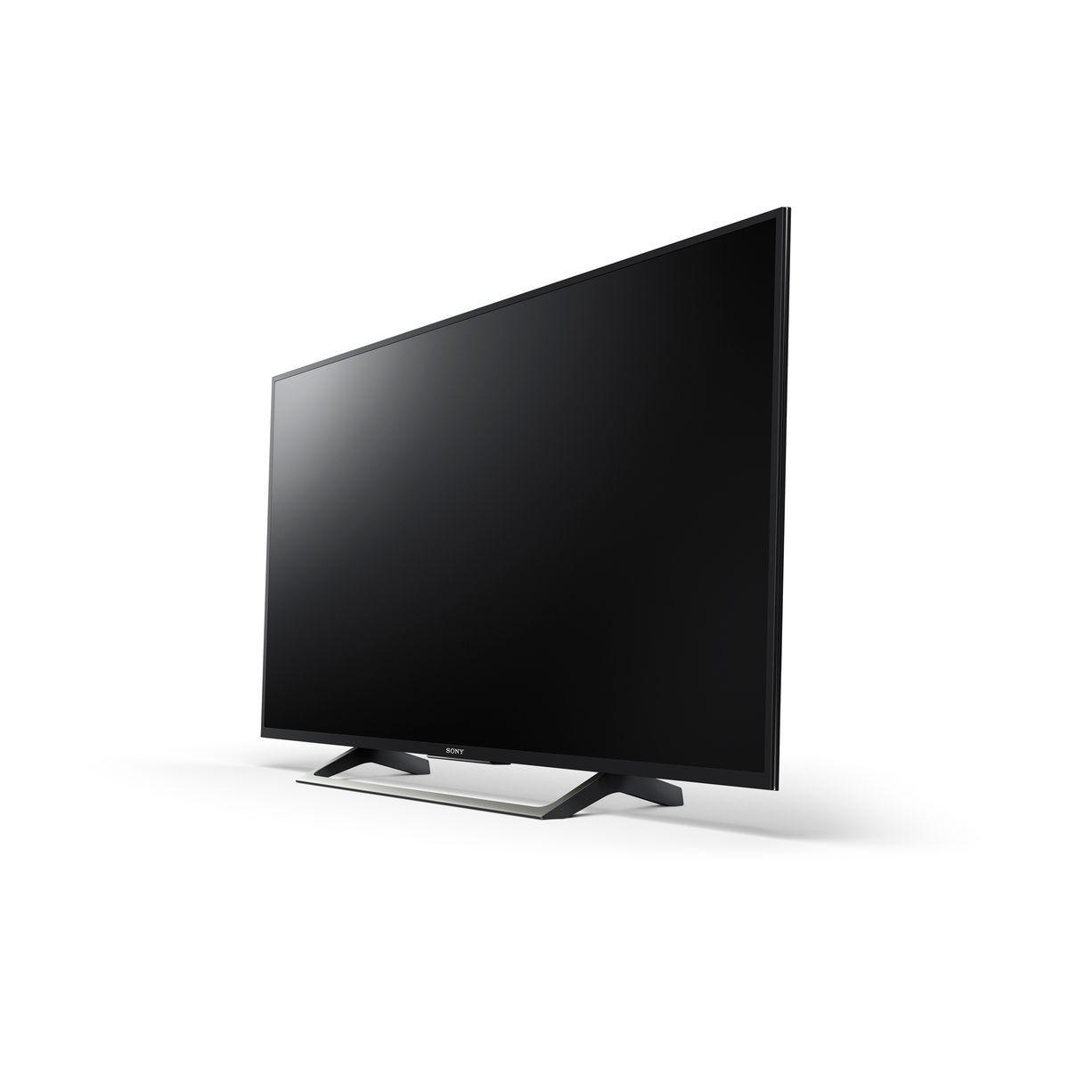 smart tv led 4k ultra hd 109 cm sony kd43xe7096 reconditionn back market. Black Bedroom Furniture Sets. Home Design Ideas