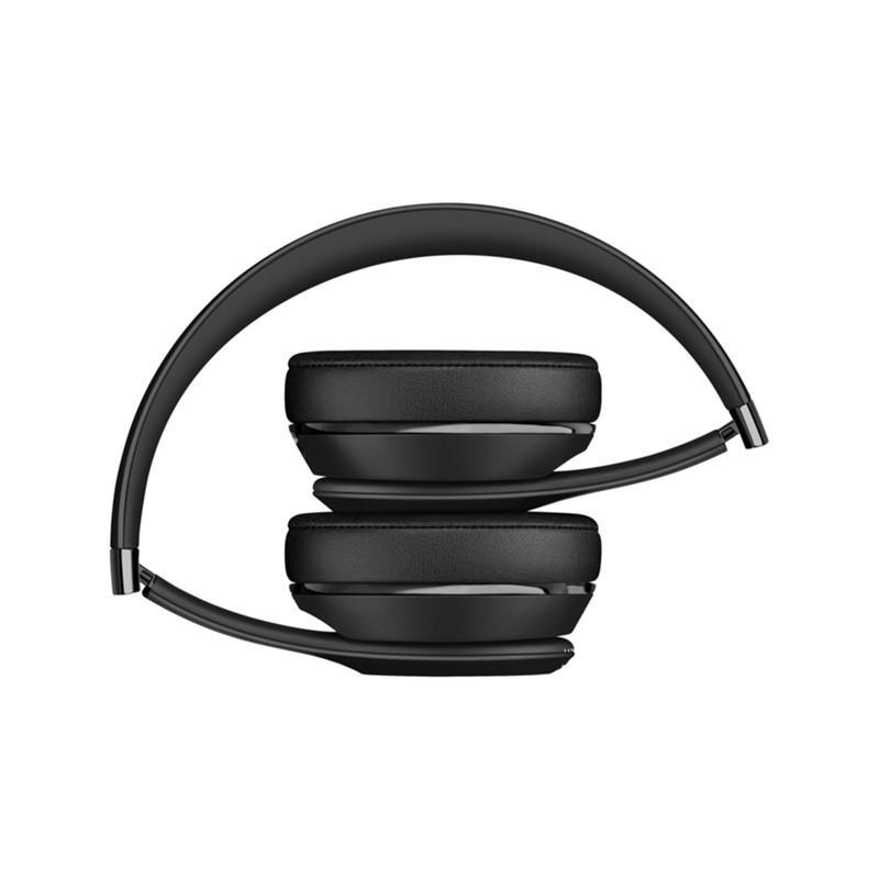 Kopfhörer Rauschunterdrückung Bluetooth mit Mikrophon Beats By Dr. Dre Solo3 Wireless - Schwarz