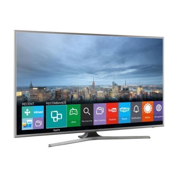 TV SAMSUNG 4K UE55JU6800