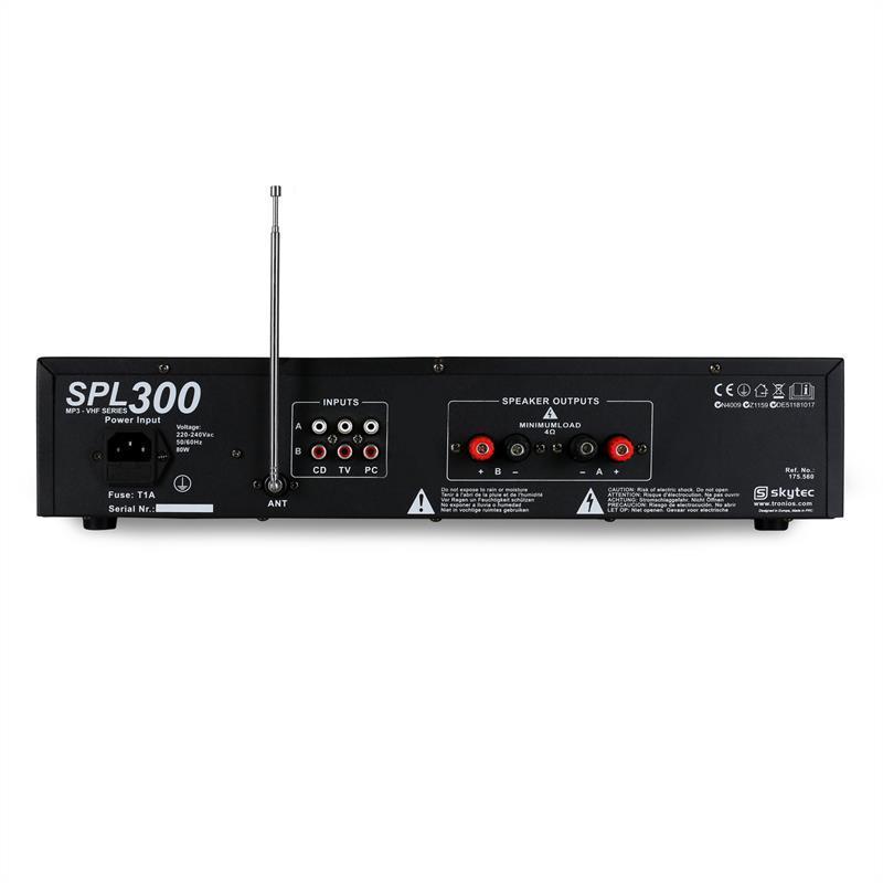 Zosilňovač Skytec SPL 300VHF