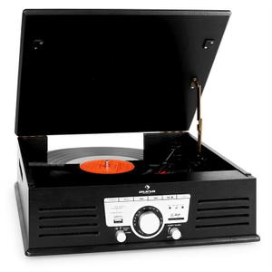 Platine Vinyle Auna TT-92B