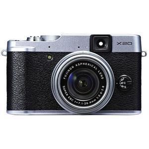 Fujifilm X20 Compact 12 - Silver