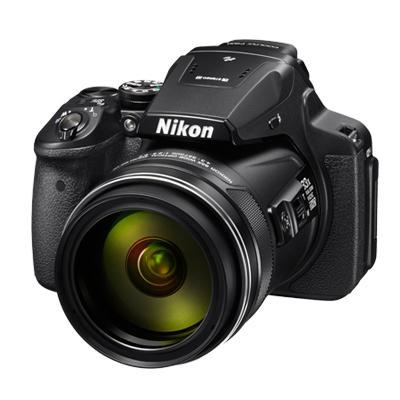 Nikon Coolpix P900 Bridge 16 - Čierna