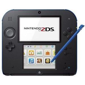 Console NINTENDO 2DS -Noir/Bleu