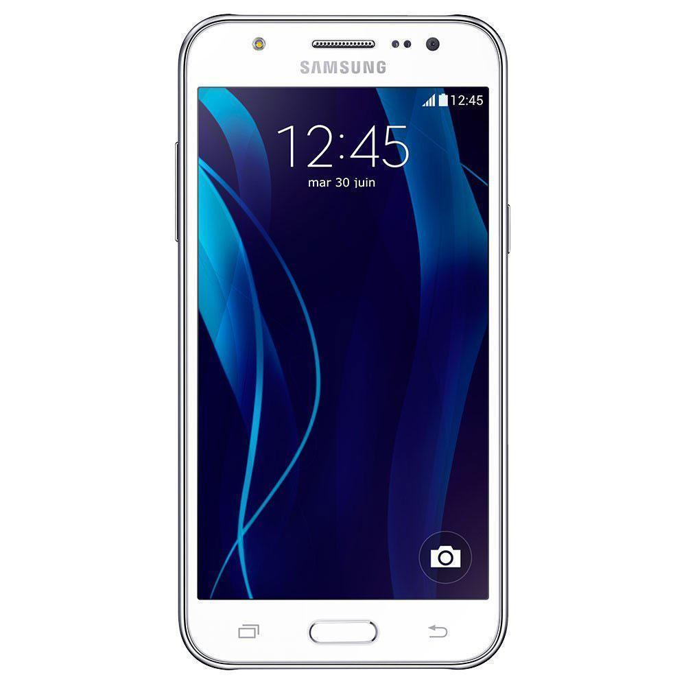 Galaxy J5 (2015) 8 Go - Blanc - Débloqué