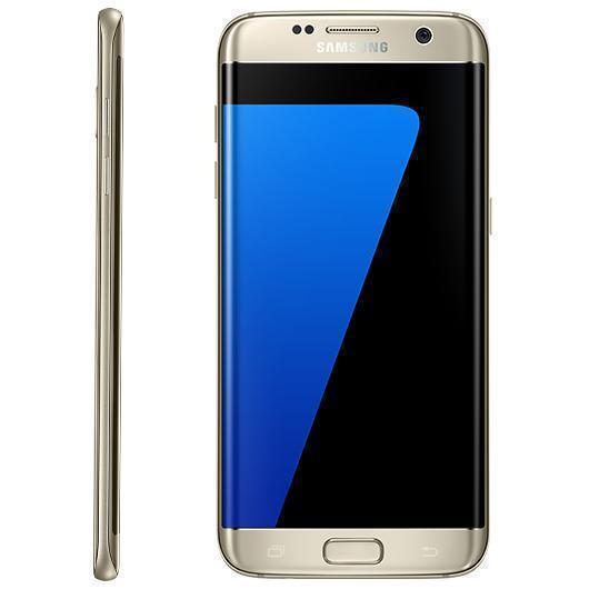 Galaxy S7 edge 32 GB - Gold - Ohne Vertrag