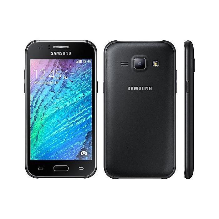 Samsung Galaxy J1 4 GB Negro
