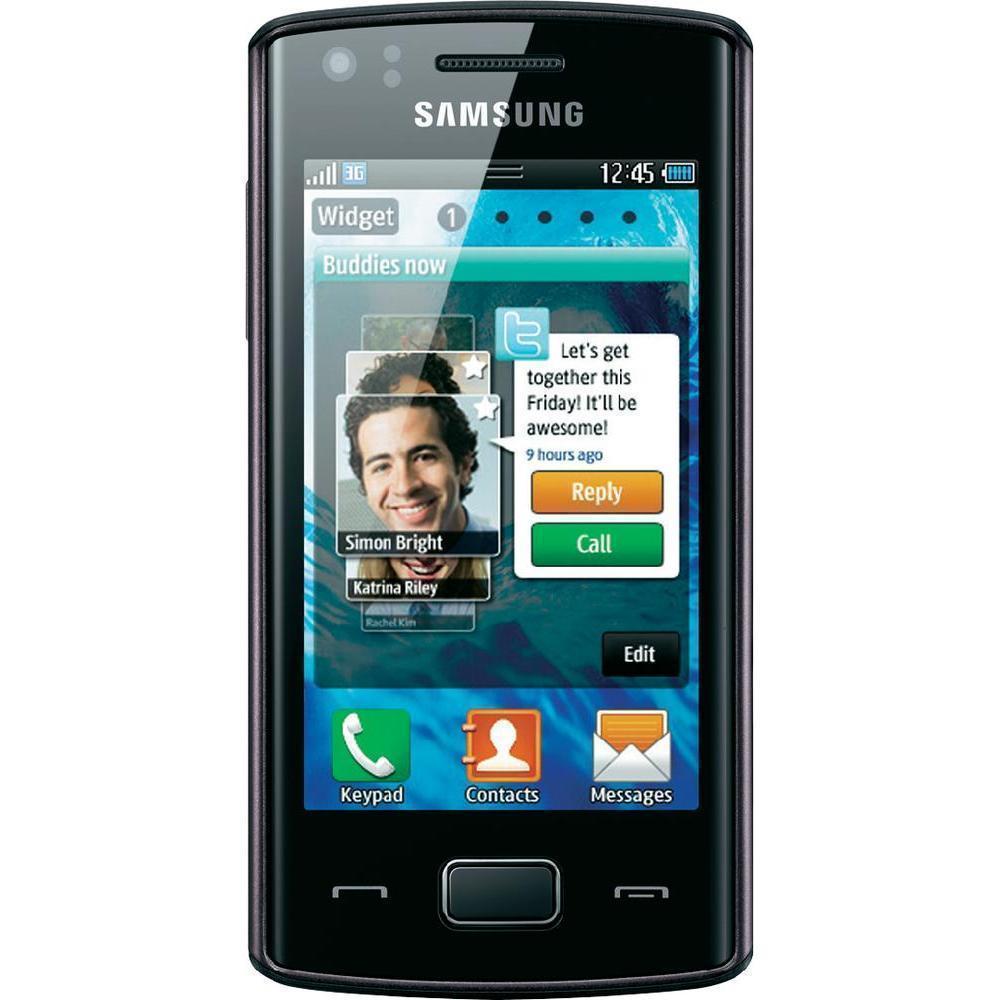 Samsung Wave 578 - Noir - Débloqué