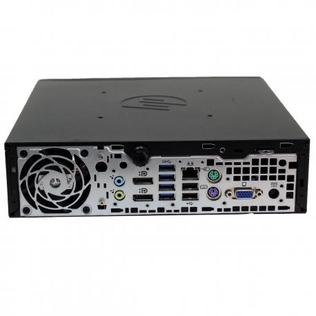 HP Compaq Elite 8300 SFF Core i5 3,3 GHz - HDD 500 GB RAM 4 GB
