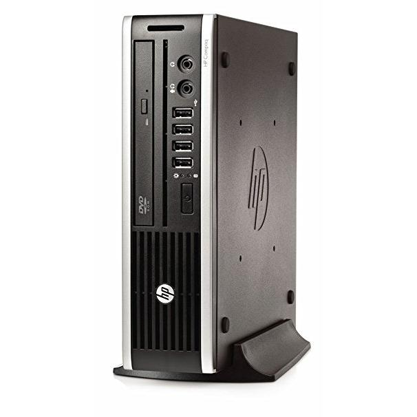 HP Compaq 8200 Elite SFF Core i5-2400S 2,5 - HDD 250 GB - 4GB