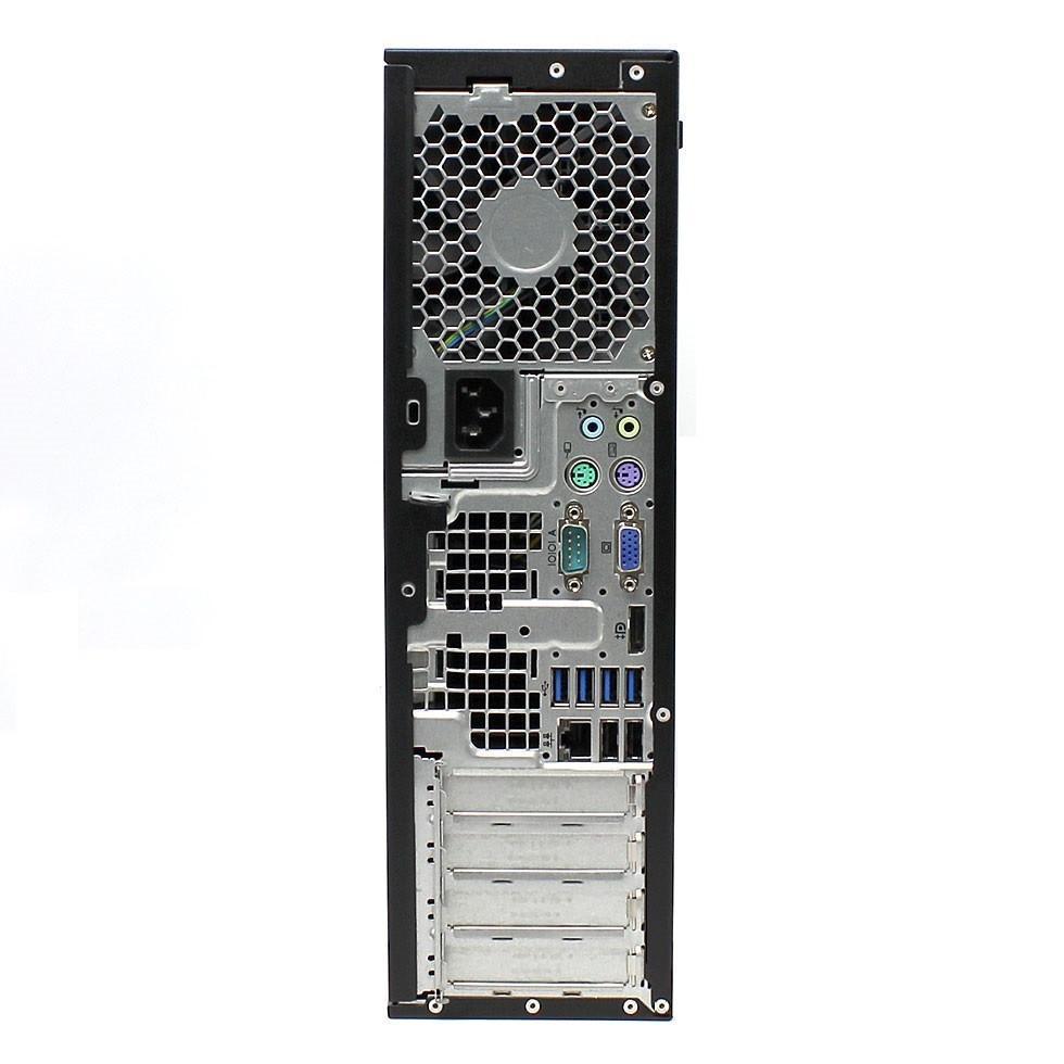 HP Compaq Pro 6300 SFF Pentium 2,9 GHz - HDD 250 Go RAM 4 Go