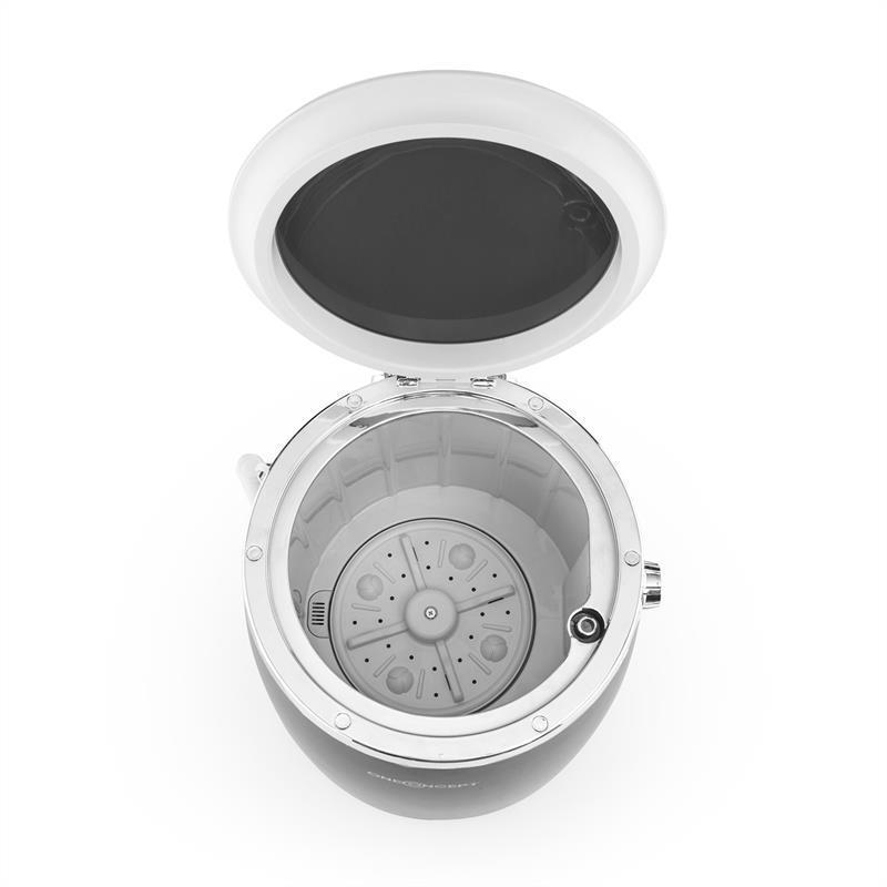 Mini lave-linge 5,58 cm Au dessus Oneconcept MNW4-EcowashPicoB