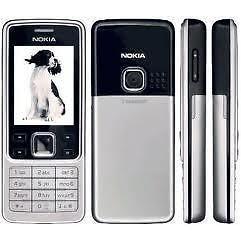 Nokia 6300 Silver Débloqué