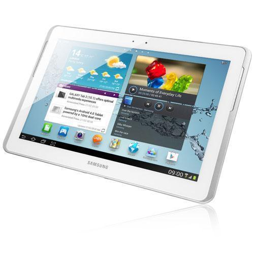 "Samsung Galaxy Tab 2 10"" 16 Gb - Blanco - Wifi"