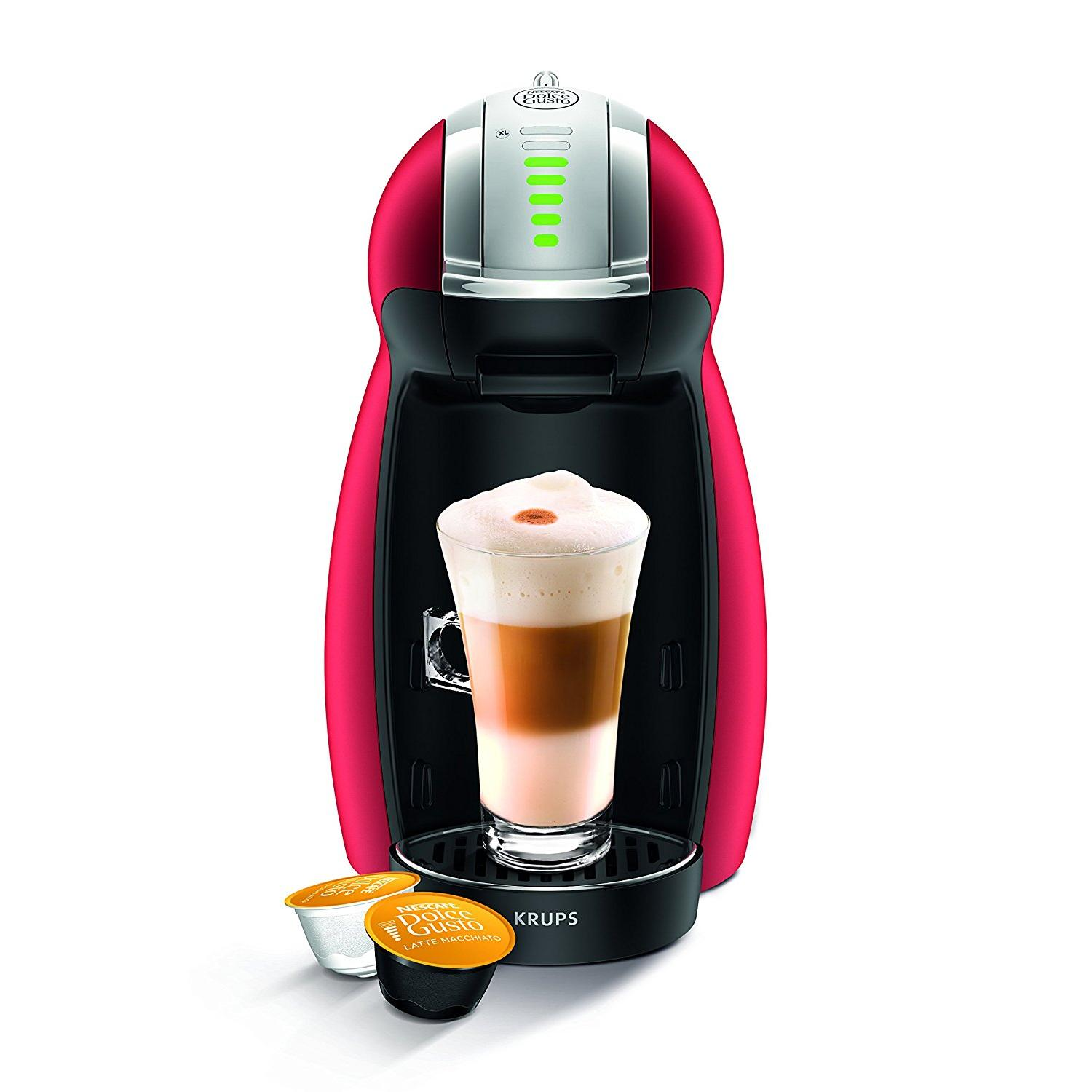 Expresso à capsule Dolce Gusto Krups KP1605