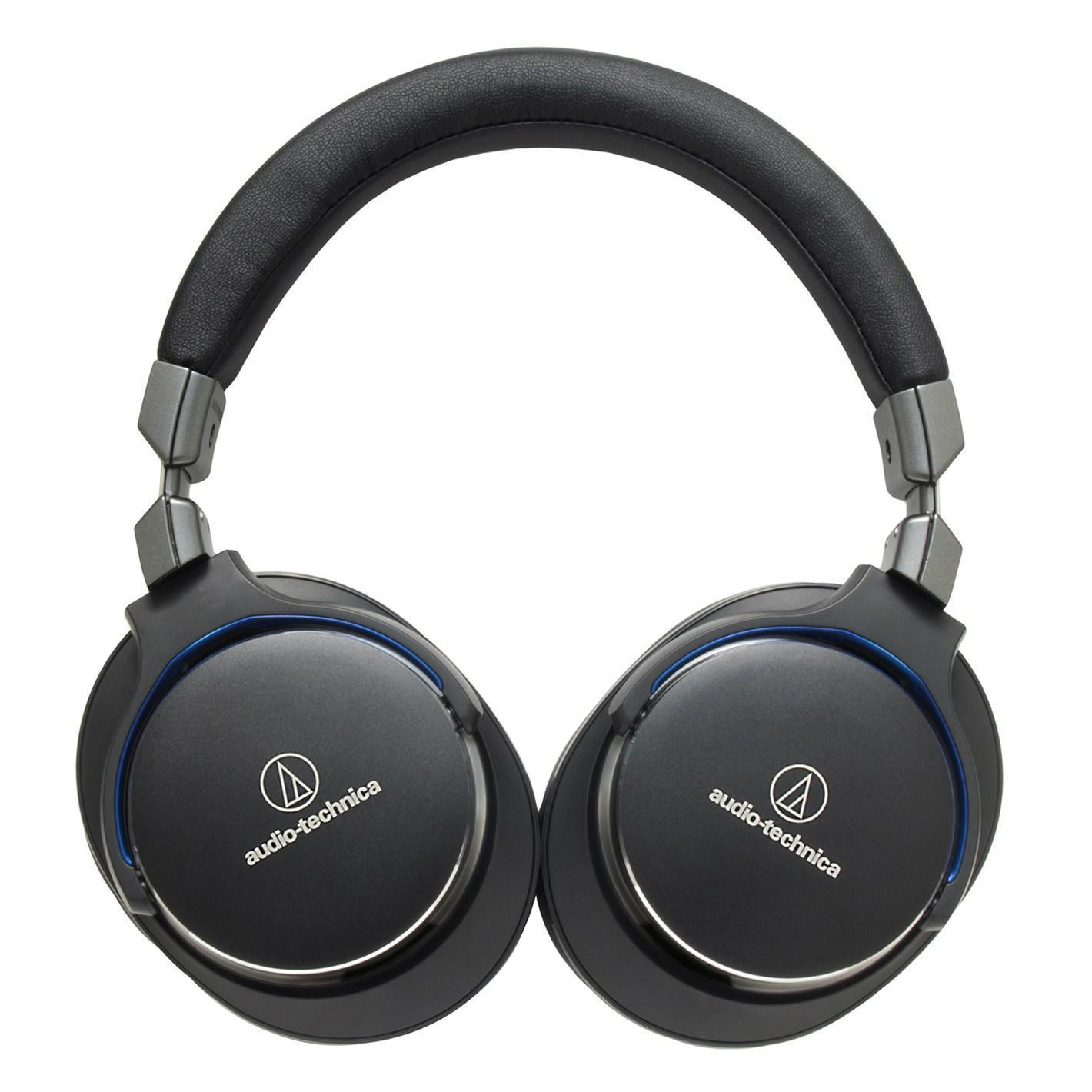 Slúchadlá Audio-Technica ATH-MSR7BK Mikrofón - Čierna