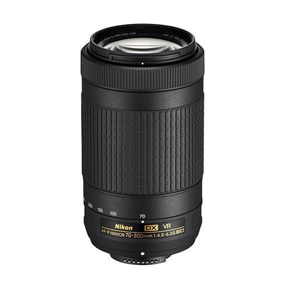 Nikon Objektiivi Nikon F (DX) 70-300mm f/4.5-6.3
