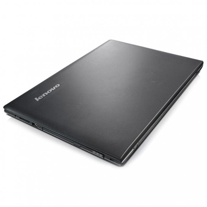 "Lenovo Essential G50-30 15,6"" (2014) - Core i3-4005U - 4GB - HDD 500 GB AZERTY - Francúzska"