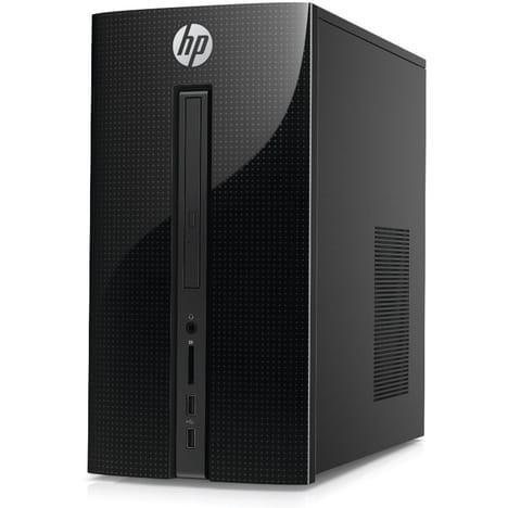 HP 460-A005NF Pentium J3710 1,6 - HDD 2 To - 8GB
