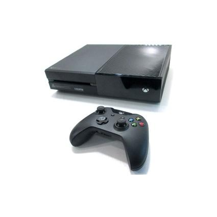Xbox One 1540 500 GB - Videopelikonsoli + Ohjain + Kinect - Musta