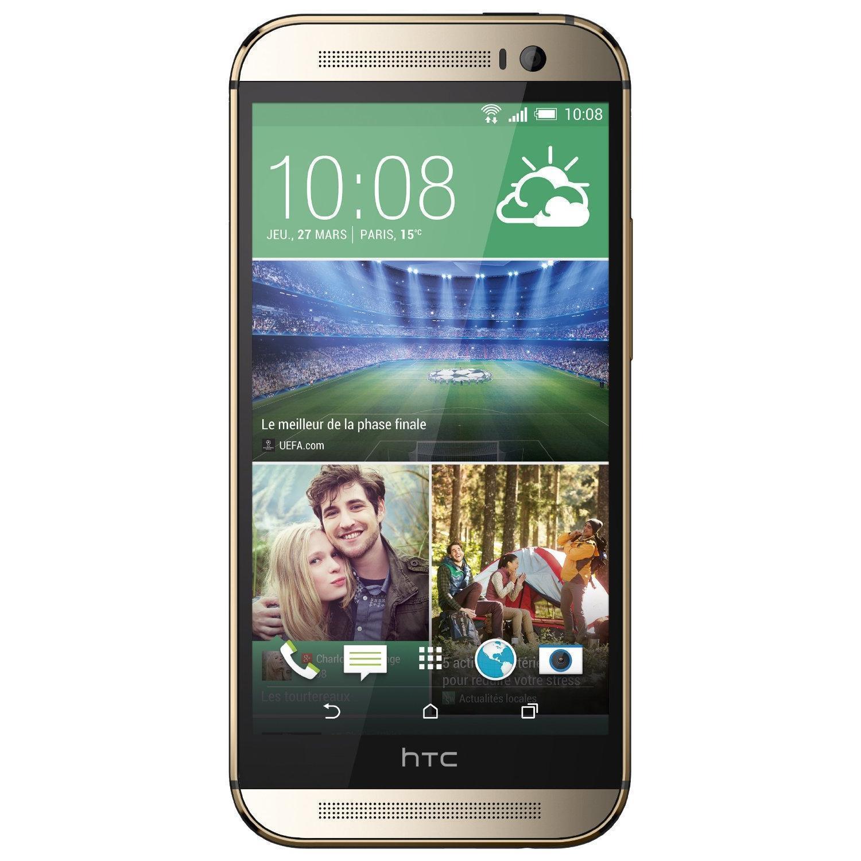 HTC One M8 16 Go - Or - Débloqué