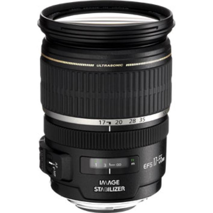 Canon Objektiivi Canon EF-S 17-55mm f/2.8