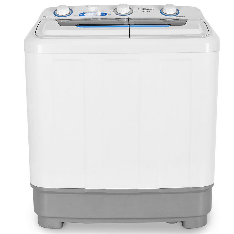 Mini lave-linge 70 cm Au dessus Oneconcept MNW2-DB004