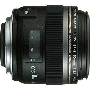 Camera Lense EF-S 60mm f/2.8