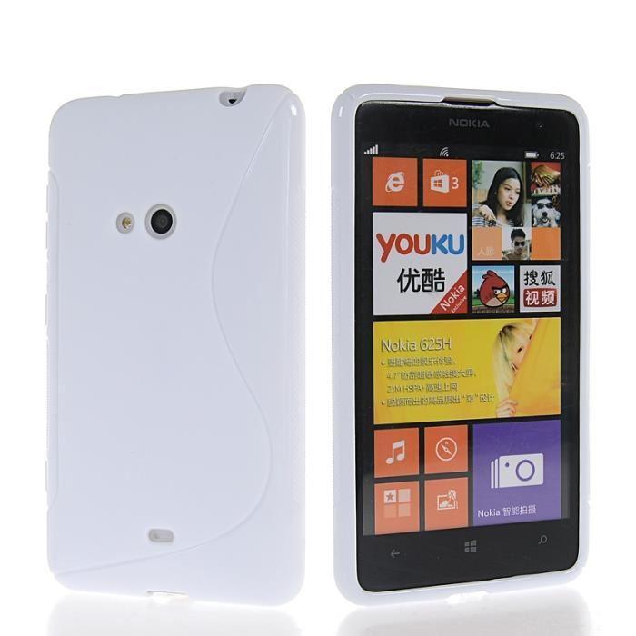 Nokia Lumia 625 8 Go - Blanc - Débloqué