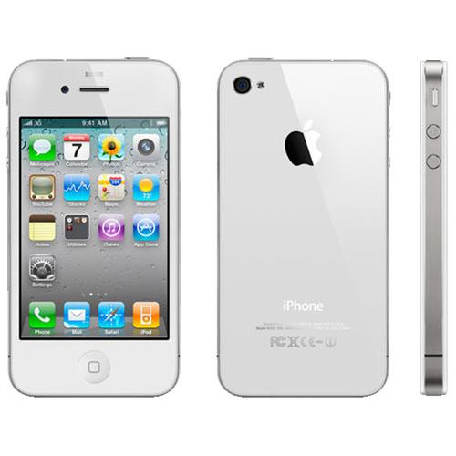iPhone 4 8 Gb - Blanco - Libre