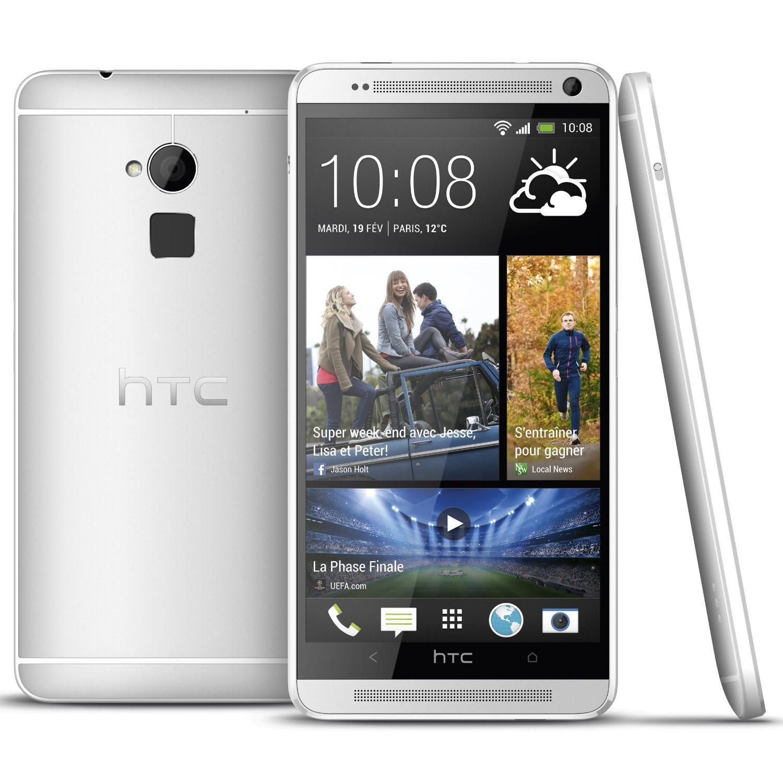 HTC One Max 4G - Plata - Libre